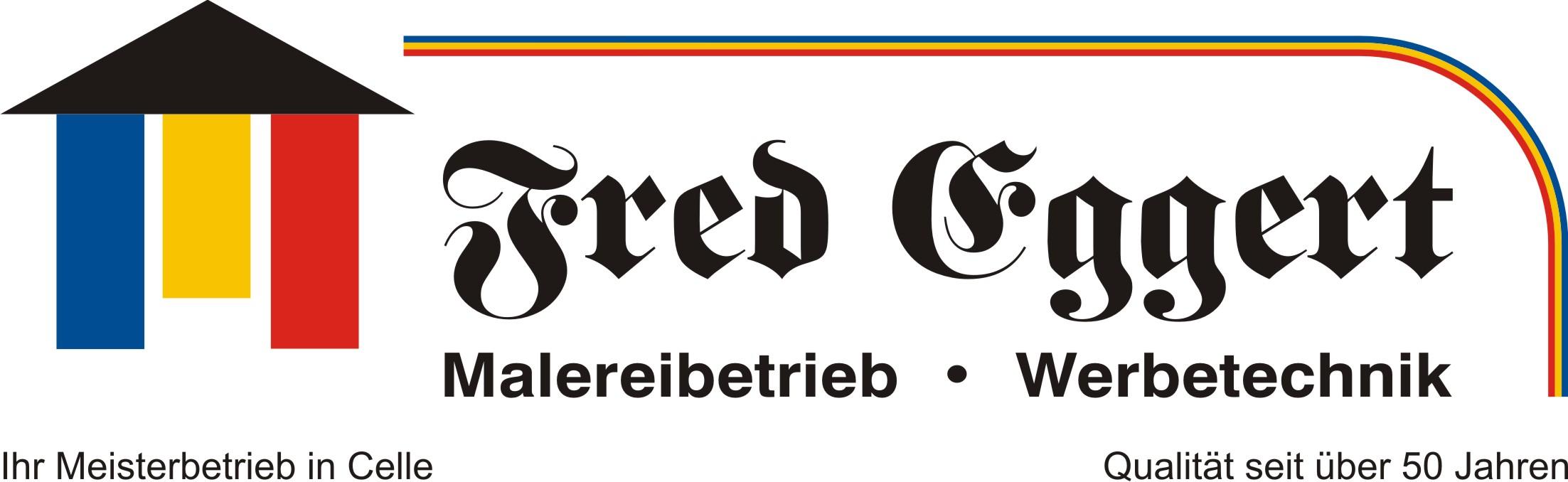 Eggert Malereibetrieb und Werbetechnik Logo